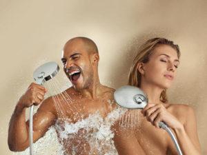 Ежедневное обмывание тела