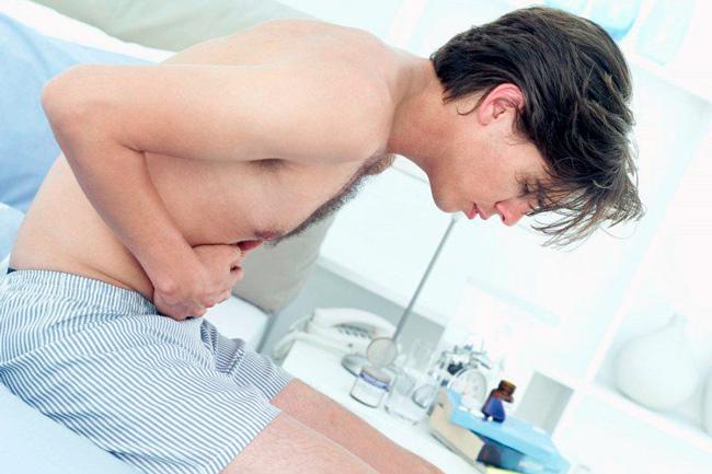 Симптомы диареи, тошноты