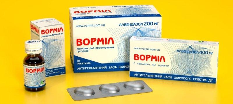 Варианты лекарственных форм