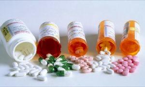 Противогельминтные препараты;