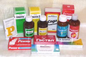 Ферментосодержащие препараты