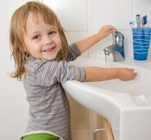 Чистота рук и предметов