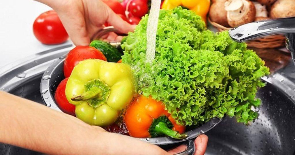 Обработка продукты питания