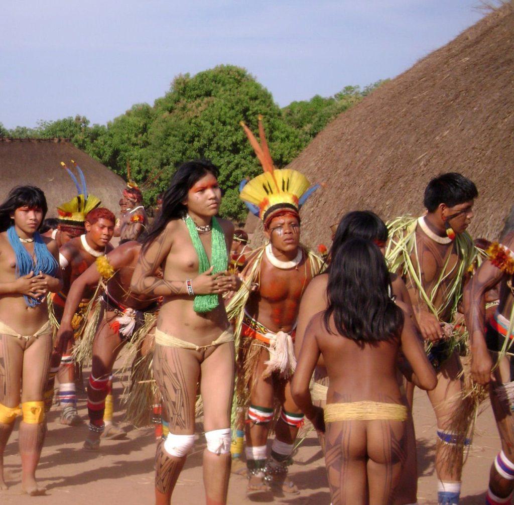 тот дикие племена америки фото фирма выпустила