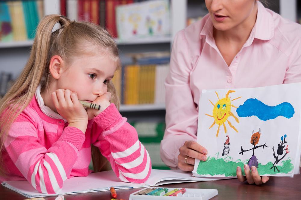 Задержка умственного развития у ребенка