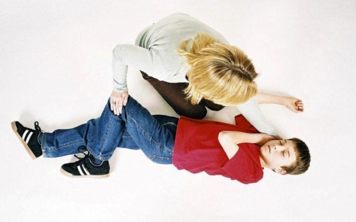У детей бывают судороги и обмороки